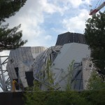 construction fondation louis vuitton