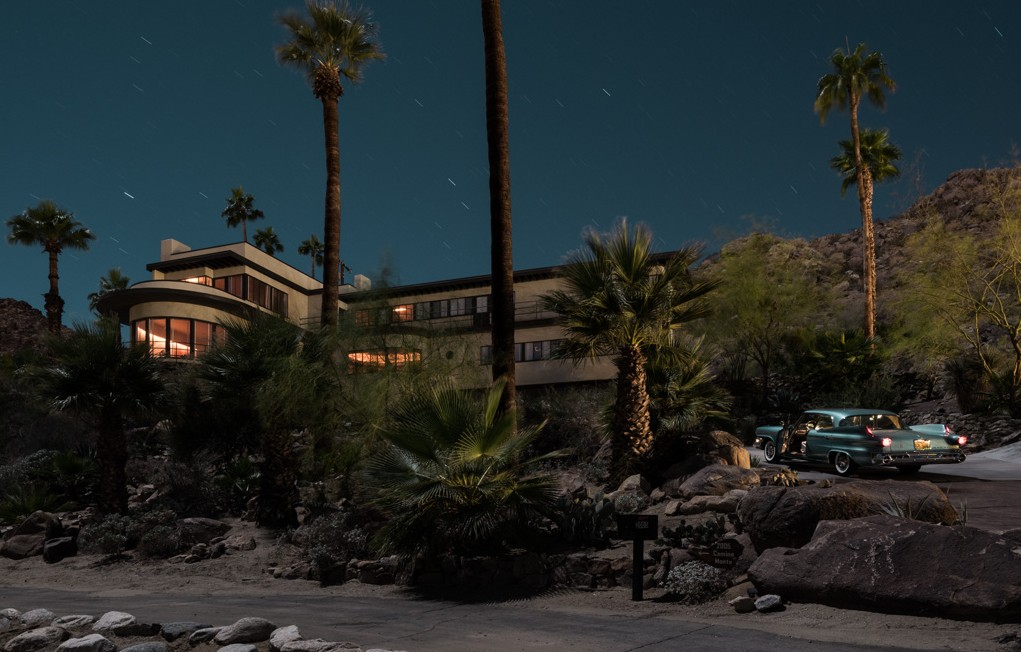 Tom  Blachford – Palm Springs